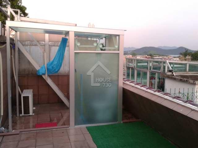 Village House (Tai Po) 2/F 50 BLACK B SAU TAU KOK VILLAGE HILL GARDEN TAI PO Upper Floor Roof House730-3528911