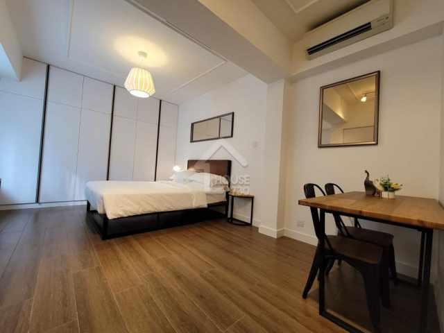 中半山 Studio Plus - Mid-level 高層 客廳 House730-3585325
