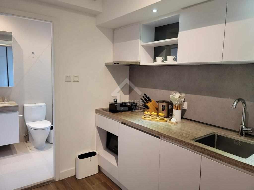 中半山 Studio Plus - Mid-level 高層 套房 House730-3585325