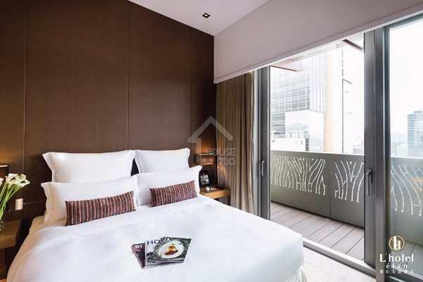 觀塘 九龍東如心酒店 全棟 套房 Suite - living room  House730-3693263