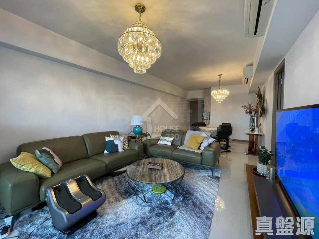 荃灣西 海之戀 中層 客廳 House730-4318645